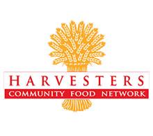Harvesters Community Food Network Logo