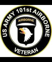 101st Airborne Logo