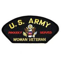 Women's Army Corps Veterans Association Logo