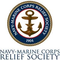 Navy - Marine Corps Relief Society logo